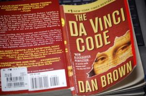 DAN BRAWN : THE DA VINCI CODE