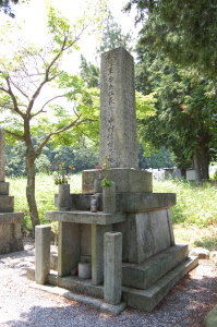 「支那事変」の戦死者@木戸共同墓地