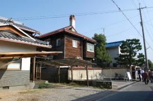町に溶け込む「旧ヴォーリズ住宅」
