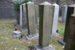 西南戦争の墓碑