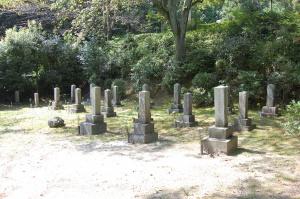 大津旧陸軍墓地 エリアC