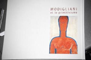 「モディリアーニ展2008」からのお土産