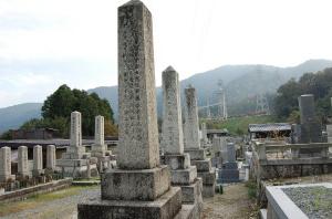 中野墓地(旧高島町)における日露戦争の墓碑