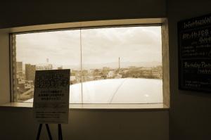 パルコの窓から