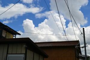 8月26日の空
