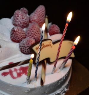 BIRTHDAY CAKI